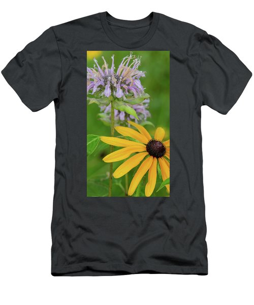 Men's T-Shirt (Athletic Fit) featuring the photograph Harmony In Nature by Dale Kincaid