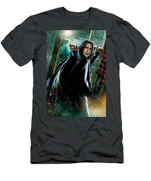 Harry Potter Severus Snape Men's T-Shirt (Athletic Fit)