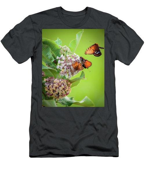 Head Over Heals For Milkweed Men's T-Shirt (Athletic Fit)