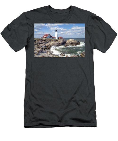 Headlight 4 Men's T-Shirt (Athletic Fit)