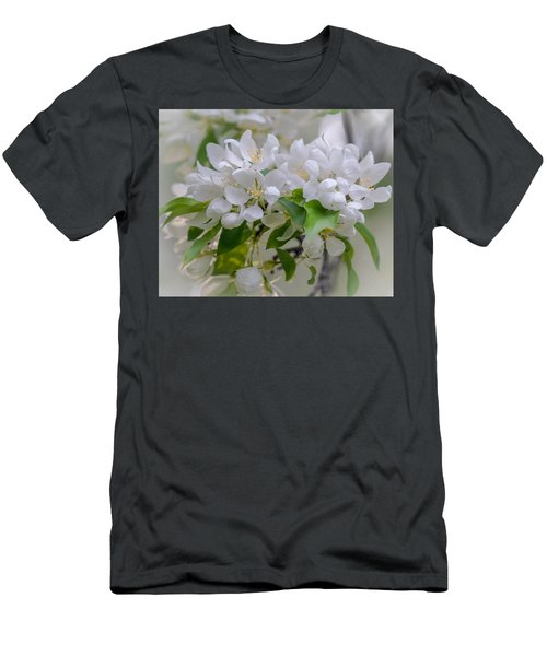 Heavenly Blossoms Men's T-Shirt (Athletic Fit)