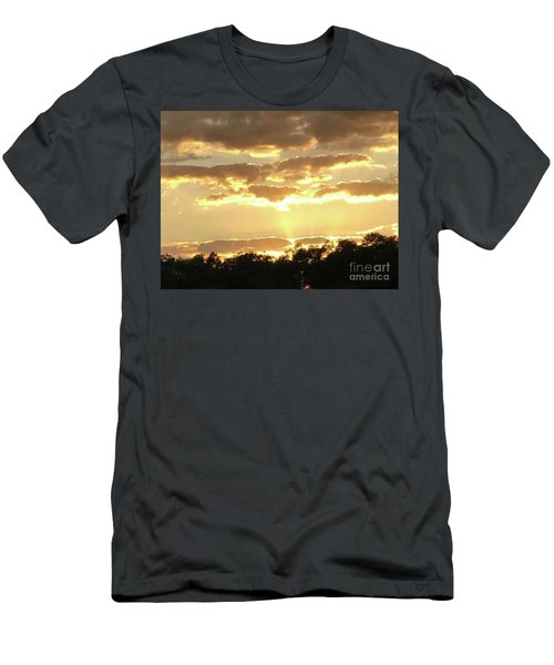 Heavenly Glory Men's T-Shirt (Athletic Fit)