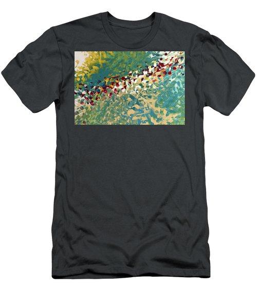 Hebrews 12 11. The Trials Of Discipline Men's T-Shirt (Athletic Fit)