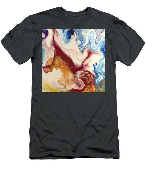Hebrews 12 2. Looking Unto Jesus Men's T-Shirt (Athletic Fit)