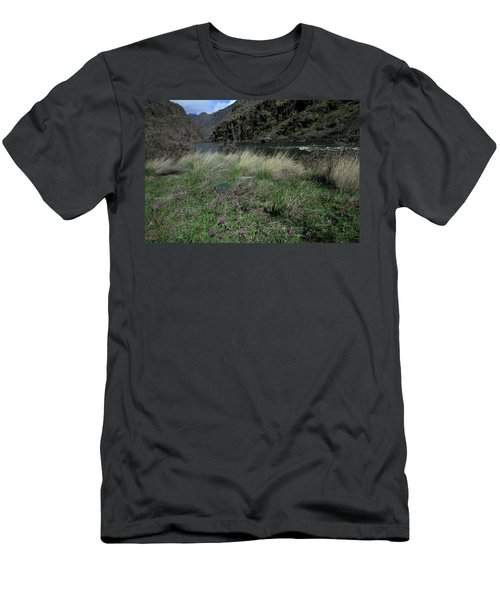 Hells Canyon National Recreation Area Men's T-Shirt (Athletic Fit)