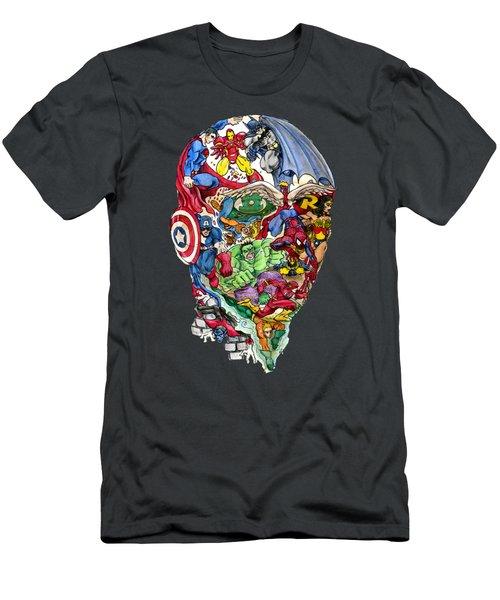 Heroic Mind Men's T-Shirt (Athletic Fit)