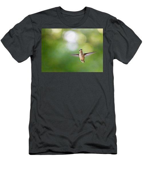 Hi Men's T-Shirt (Athletic Fit)