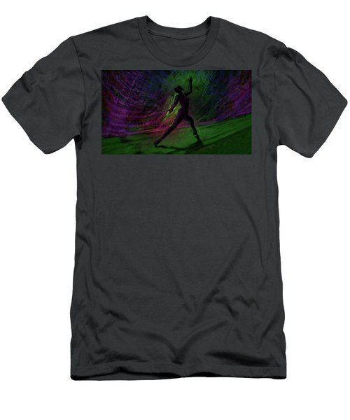 Hidden Dance Men's T-Shirt (Athletic Fit)