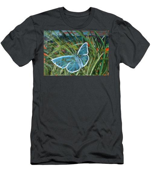 Hiding Won't Do It Men's T-Shirt (Athletic Fit)