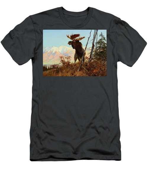 High Country Monarch, 1907 Men's T-Shirt (Athletic Fit)