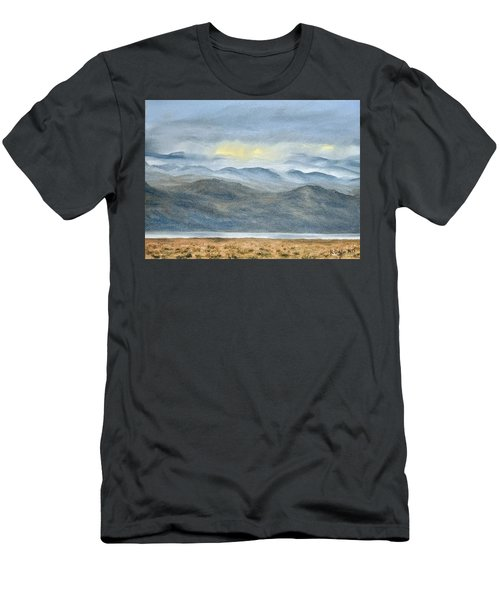 High Desert Morning Men's T-Shirt (Athletic Fit)