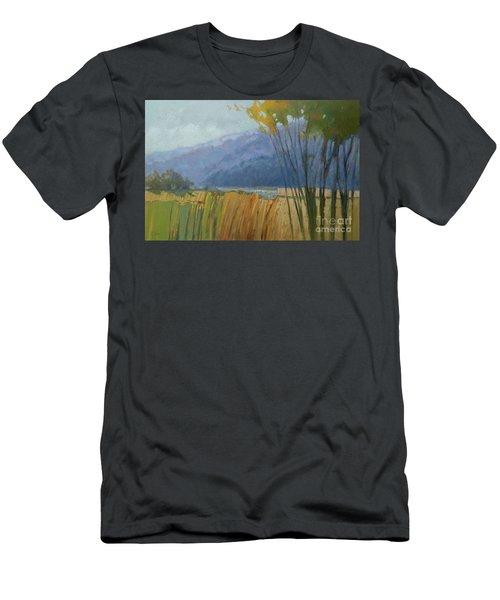 High Quiet Men's T-Shirt (Athletic Fit)