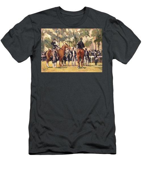 Hippique Maastricht Men's T-Shirt (Athletic Fit)