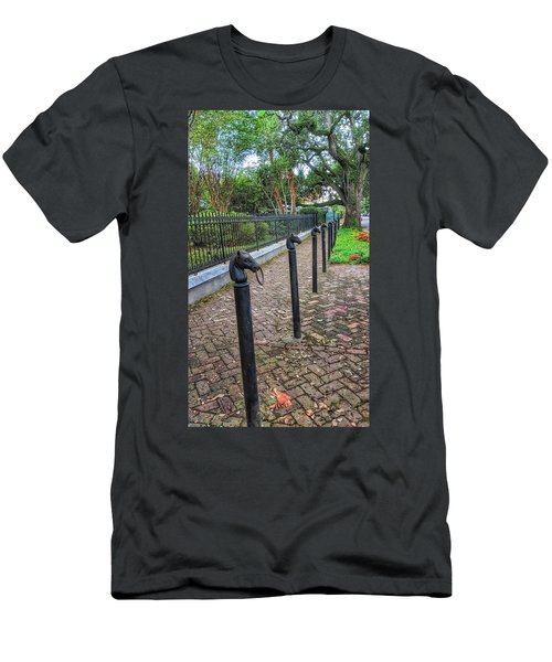 Hold My Horse Men's T-Shirt (Athletic Fit)