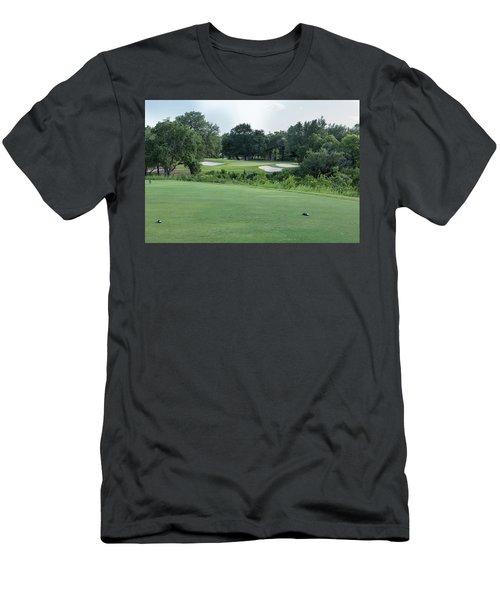 Hole #12 Men's T-Shirt (Athletic Fit)