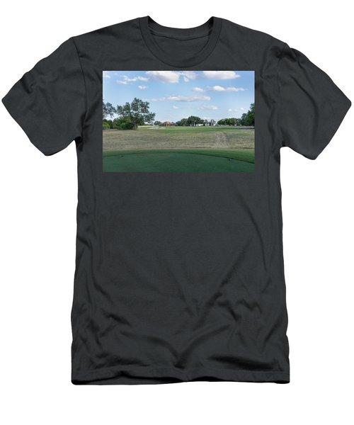 Hole #14 Men's T-Shirt (Athletic Fit)