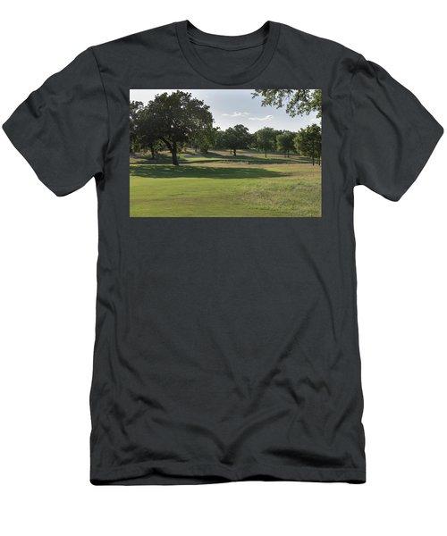Hole #16 Men's T-Shirt (Athletic Fit)