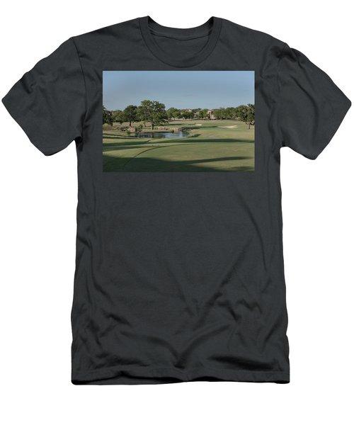 Hole #17 Men's T-Shirt (Athletic Fit)
