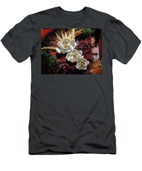 Men's T-Shirt (Athletic Fit) featuring the photograph Holiday Shells by Don Moore