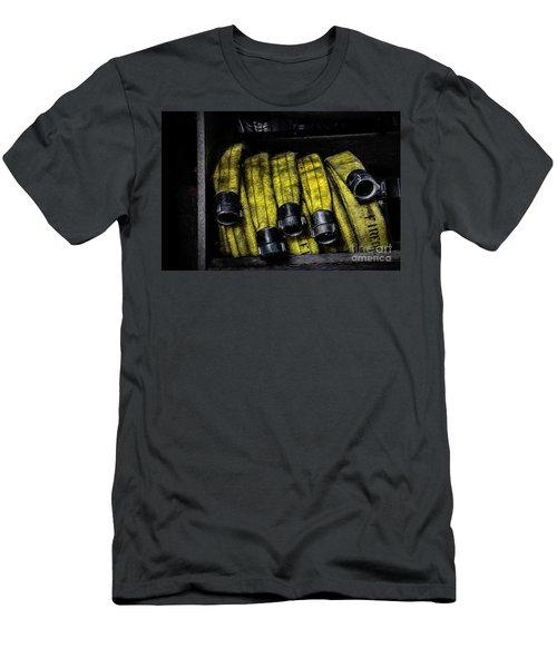 Hose Rack Men's T-Shirt (Athletic Fit)