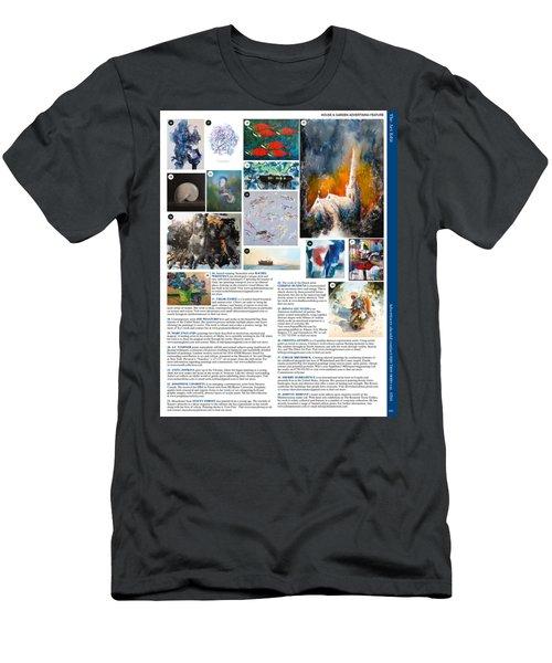 House And Garden September Men's T-Shirt (Athletic Fit)