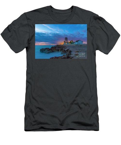 House Of Refuge Morning Men's T-Shirt (Athletic Fit)