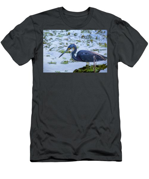 Hunt For Lunch Men's T-Shirt (Athletic Fit)