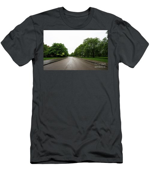 Hyde And Seek Men's T-Shirt (Athletic Fit)