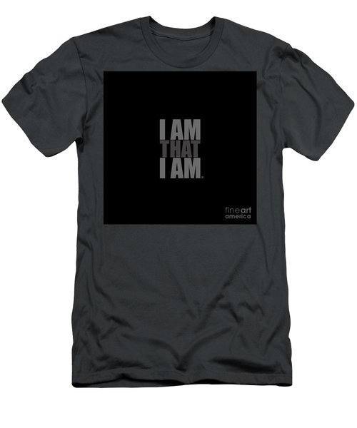 I Am That I Am Men's T-Shirt (Athletic Fit)
