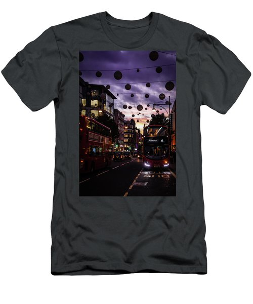 Men's T-Shirt (Athletic Fit) featuring the photograph Illuminated by Melissa Lane