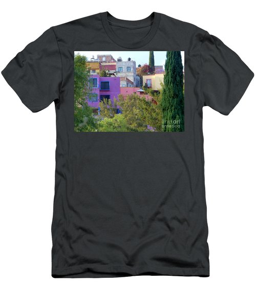 Men's T-Shirt (Athletic Fit) featuring the photograph Imagine This by Rosanne Licciardi