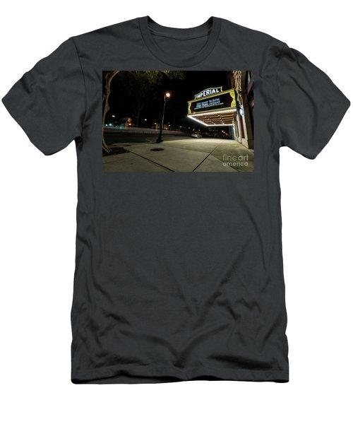 Imperial Theatre Augusta Ga Men's T-Shirt (Athletic Fit)