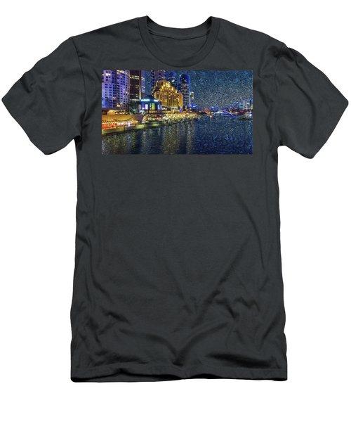 Impression Of Melbourne Men's T-Shirt (Athletic Fit)