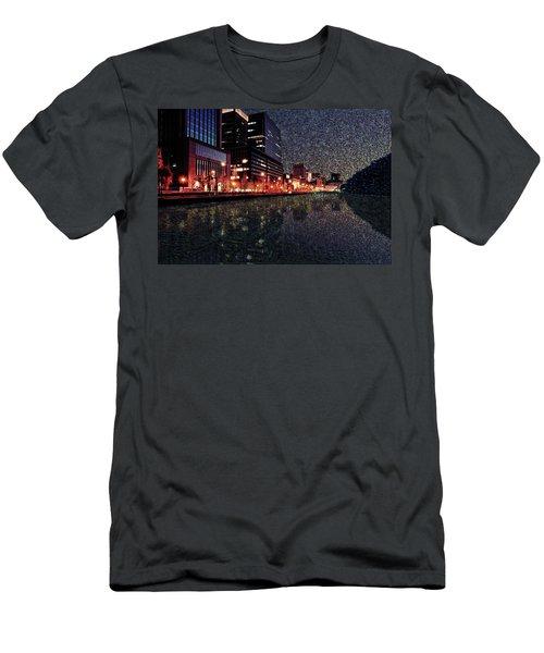 Impression Of Tokyo Men's T-Shirt (Athletic Fit)
