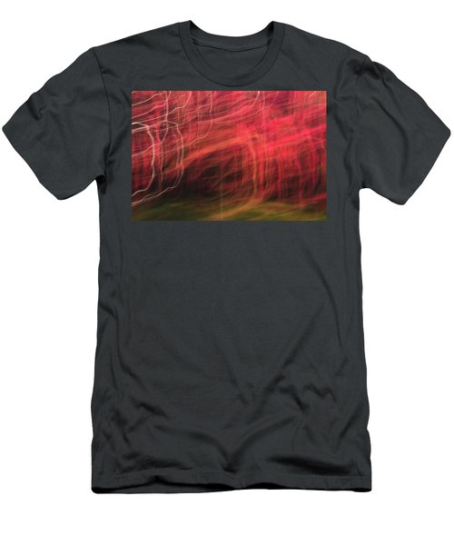In Depth Of A Forest Men's T-Shirt (Athletic Fit)