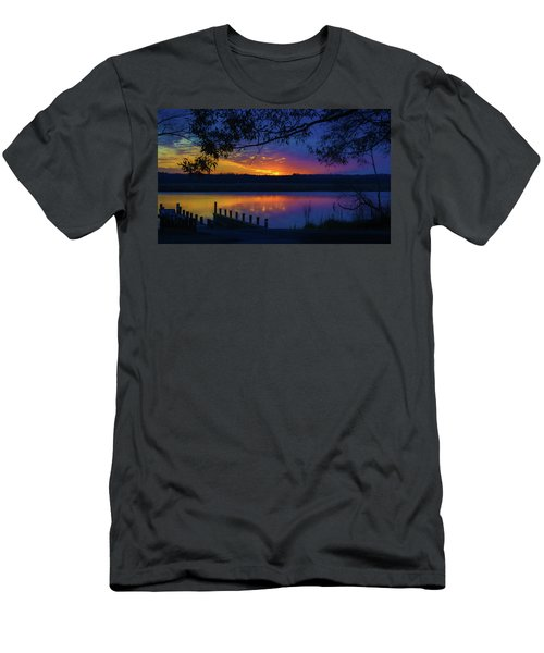 In The Blink Of An Eye Men's T-Shirt (Athletic Fit)