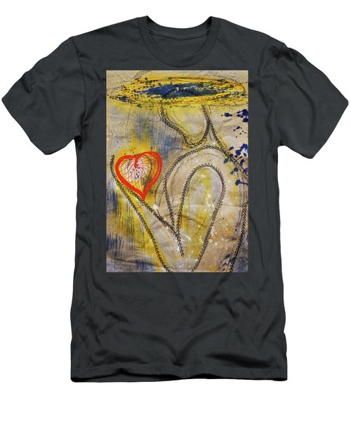 In The Golden Age Of Love And Lies Men's T-Shirt (Athletic Fit)