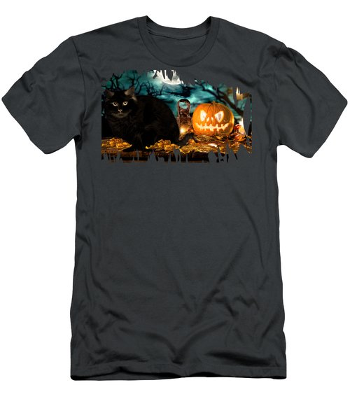 In The Heat Of The Night Men's T-Shirt (Athletic Fit)