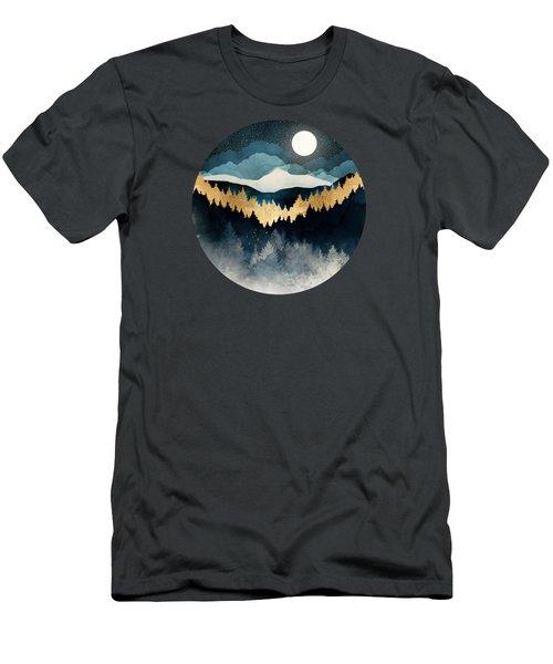 Indigo Night Men's T-Shirt (Athletic Fit)