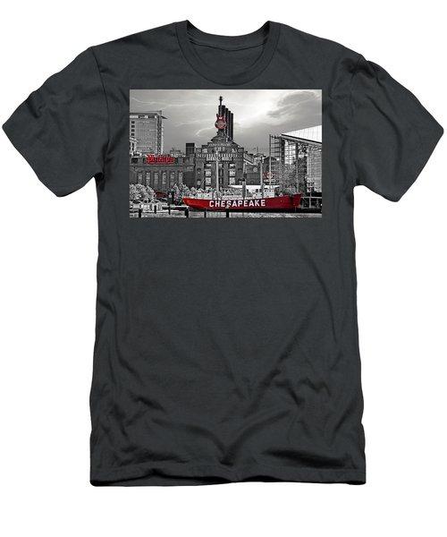 Inner Harbor Men's T-Shirt (Athletic Fit)