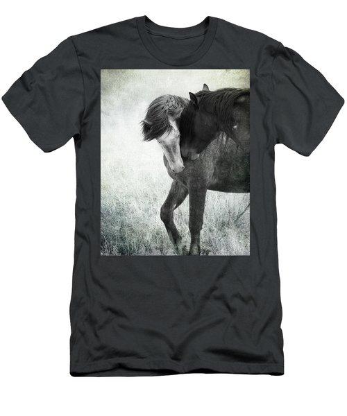 Intimacy Before Battle Men's T-Shirt (Athletic Fit)