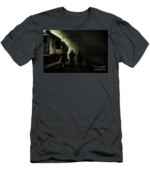 Into The Fight Men's T-Shirt (Athletic Fit)
