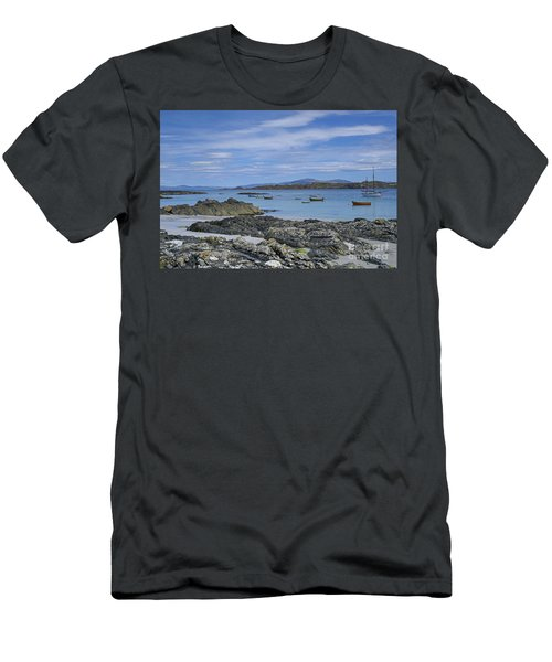 Isle Of Iona Inner Hebrides Scotland Men's T-Shirt (Athletic Fit)