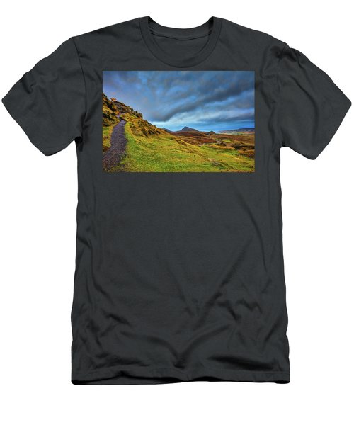 Isle Of Skye Landscape #i1 Men's T-Shirt (Athletic Fit)