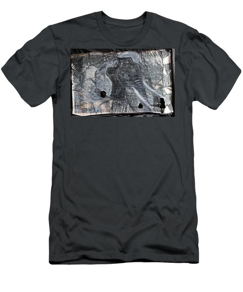 Isn't There Always An Elephant That No One Can See Men's T-Shirt (Athletic Fit)