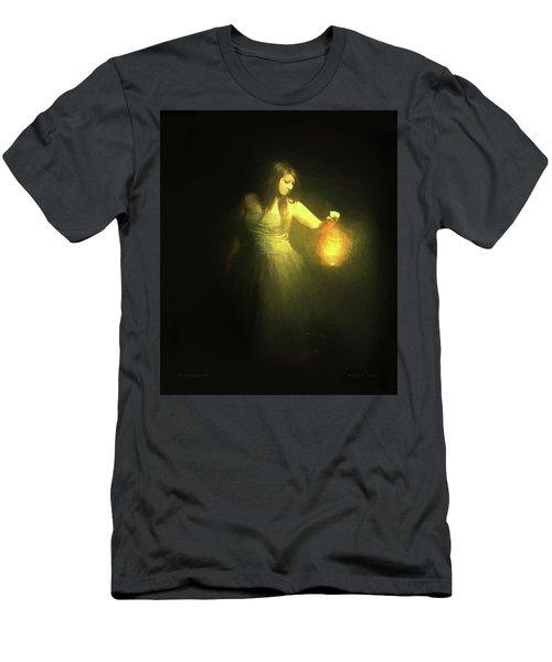 It Beckons Me Men's T-Shirt (Athletic Fit)