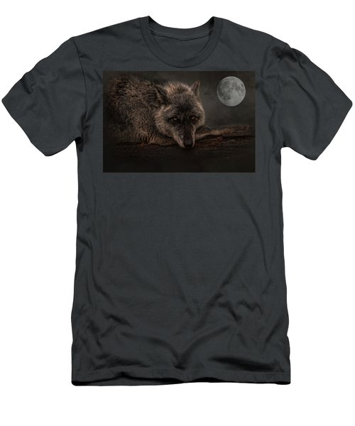 Its A Lonely Night  Men's T-Shirt (Athletic Fit)
