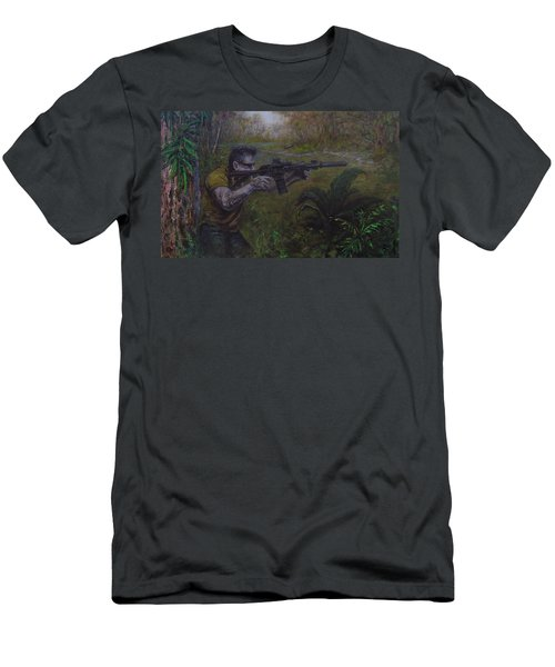 Jackson Men's T-Shirt (Athletic Fit)