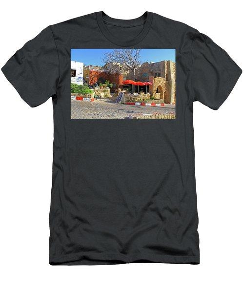 Jaffa, Israel Men's T-Shirt (Athletic Fit)