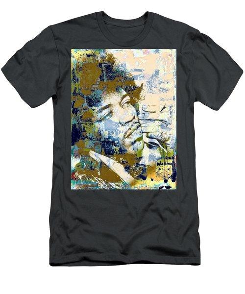 Jimi Soul Men's T-Shirt (Athletic Fit)